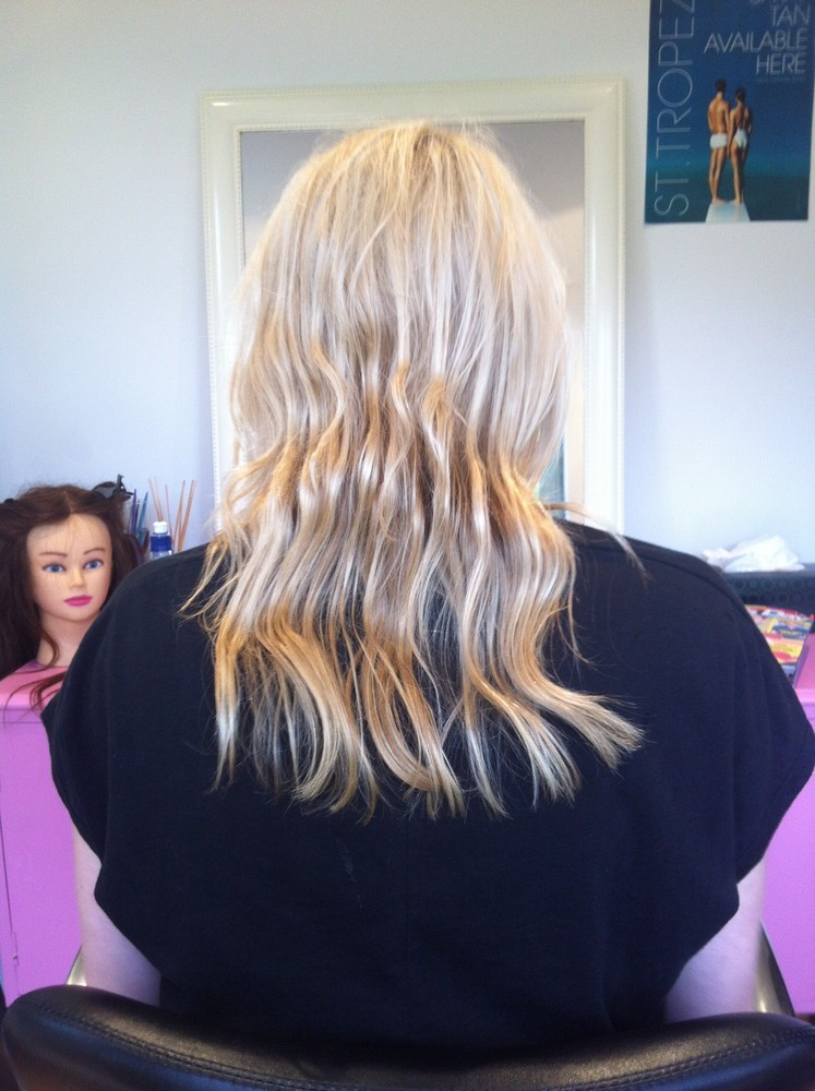 Loxys hair boutique grey lynn localist after before before after pmusecretfo Choice Image