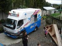 Is there anything Kooler than an icecream truck at your house?!